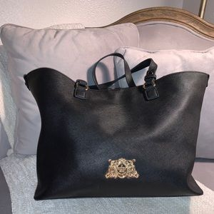 Black Juicy Couture Tote